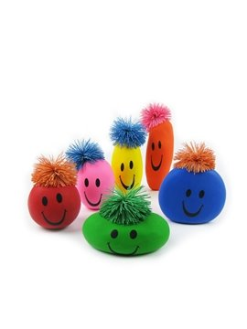 Moody face Color Random Stress Relief Toy