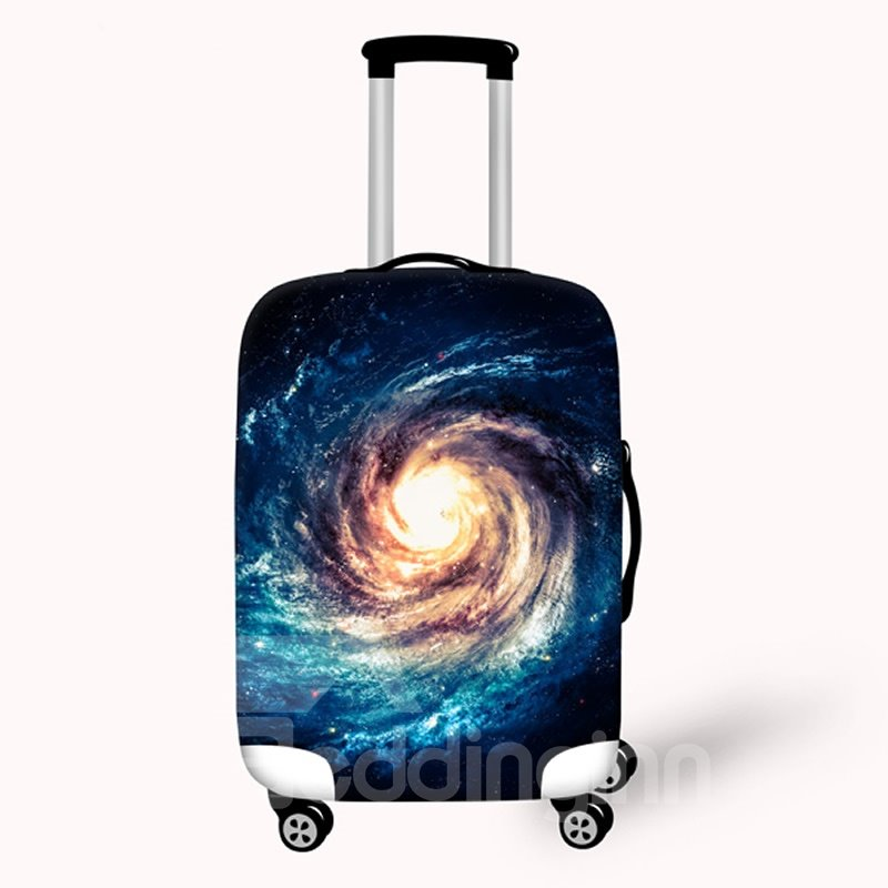Galaxy Sky Pattern Waterproof Suitcase Protector for 19 20 21