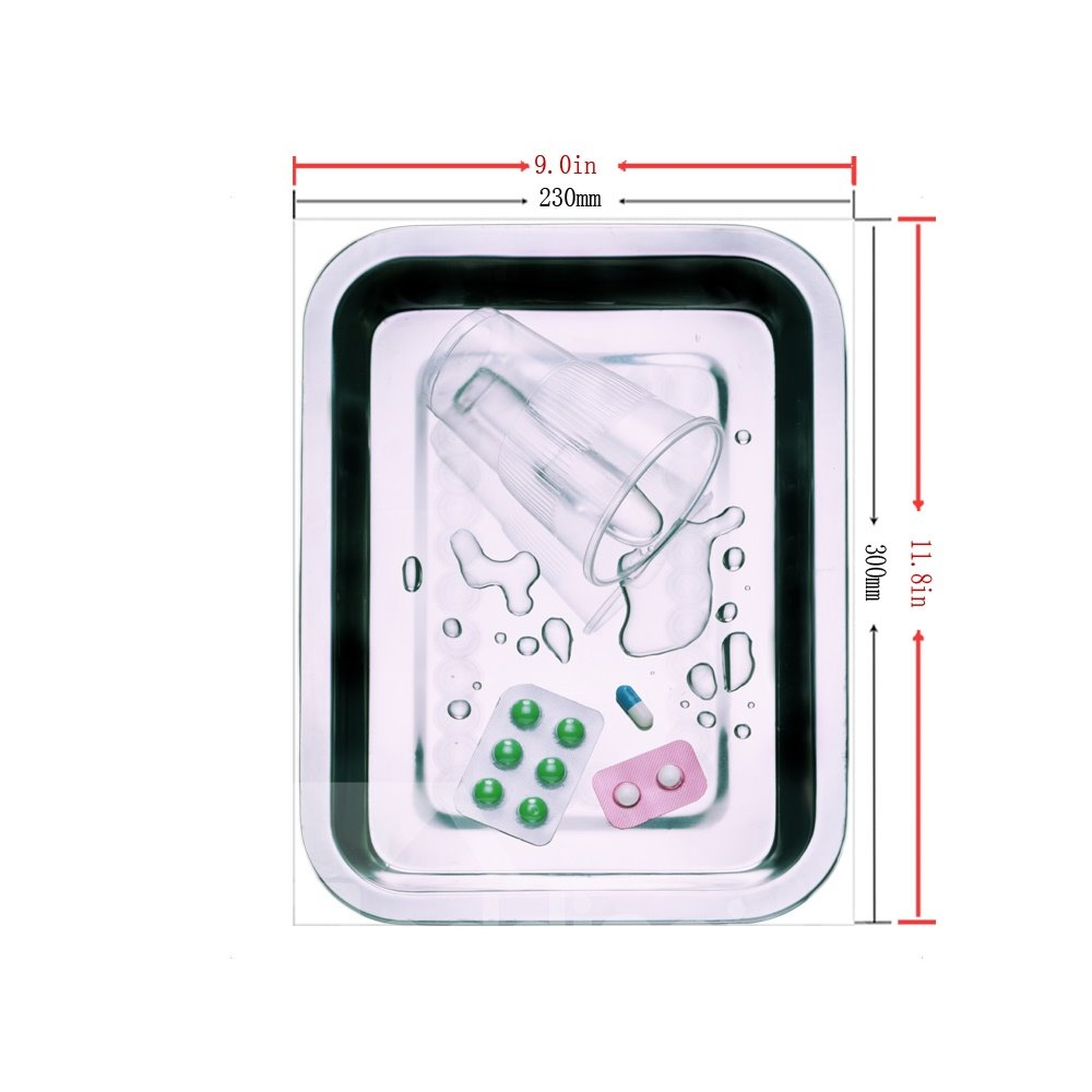 3D Water Medicine Pattern Removable Mouse Pad Desk Stickers