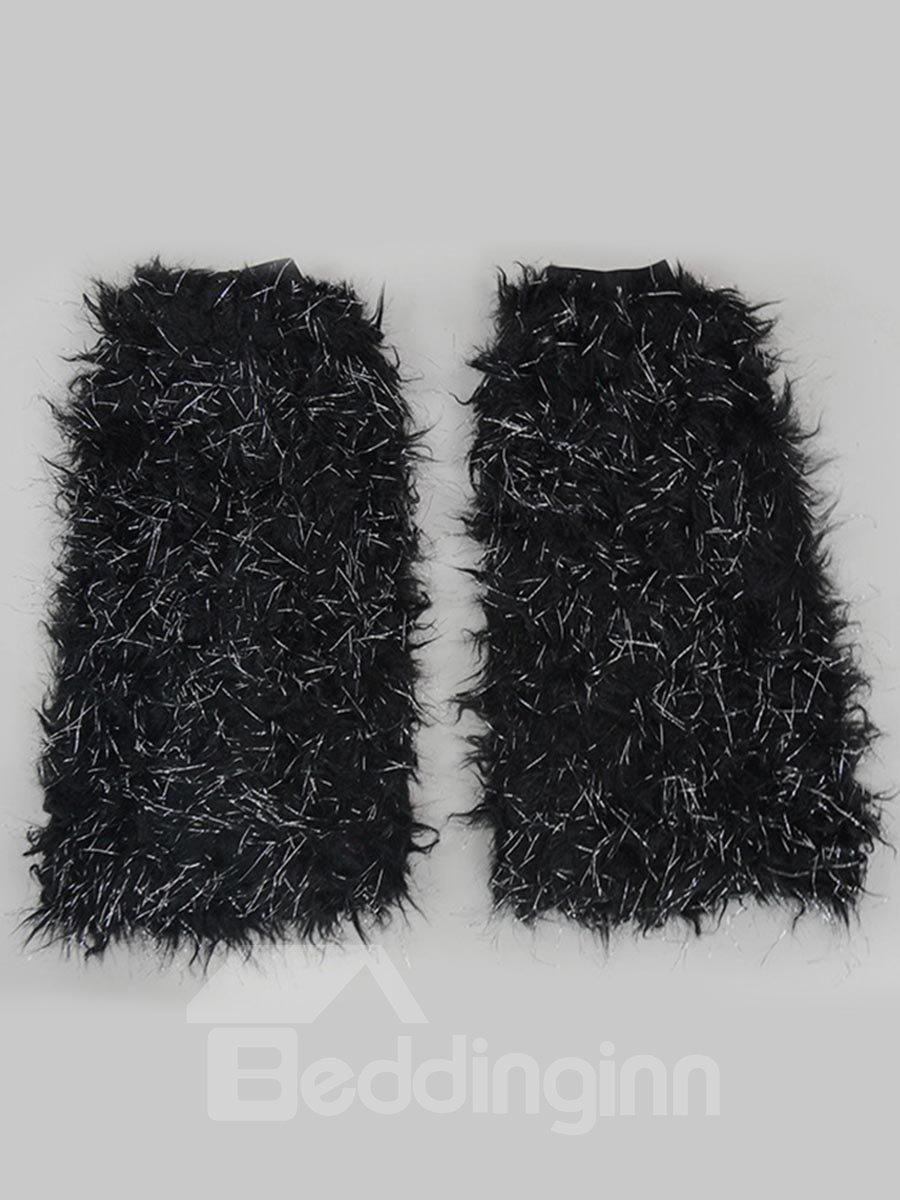 Christmas Cosplay Cloth Leg Cover Sock Gift