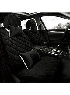 Eco-Friendly Attractive Plain Design Universal Car Seat Cover