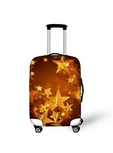 Glod Star Light Waterproof Suitcase Protector for 19 20 21