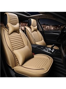 Tasteful Elegant Classic Business Style Universal Car Seat Covers