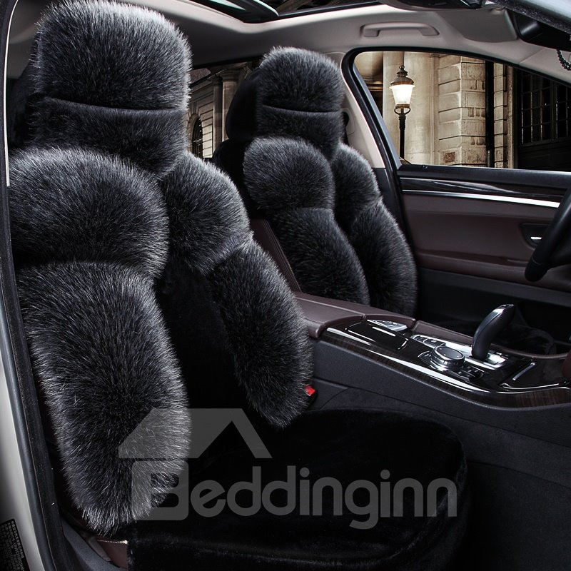 Innovative Noble Downy 3D Clipping Cost-efficient Universal Car Seat Covers