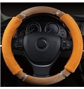 High-Grade Special Design Soft Suede Material Car Steering Wheel Cover