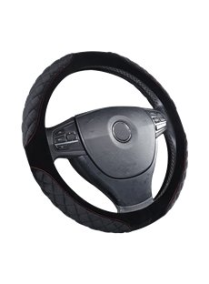 Cost-efficient With Bright Package On Four Corners Steering Wheel Cover