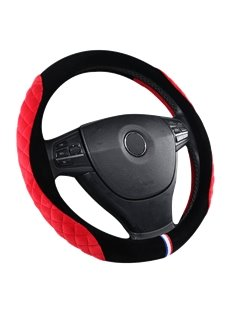 Cost-efficient With Bright Package On Both Sides Steering Wheel Cover