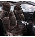 Luxury High-grade Plush Warm Universal Car Seat Covers