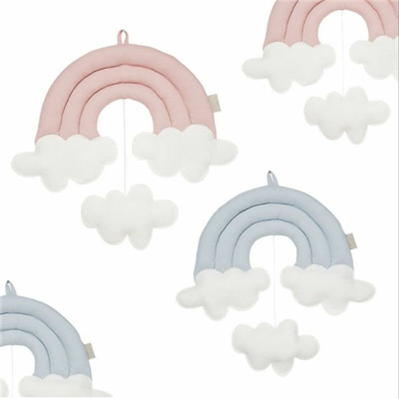Nordic Style Cloud Shaped Kids/Baby Room Wall Decor