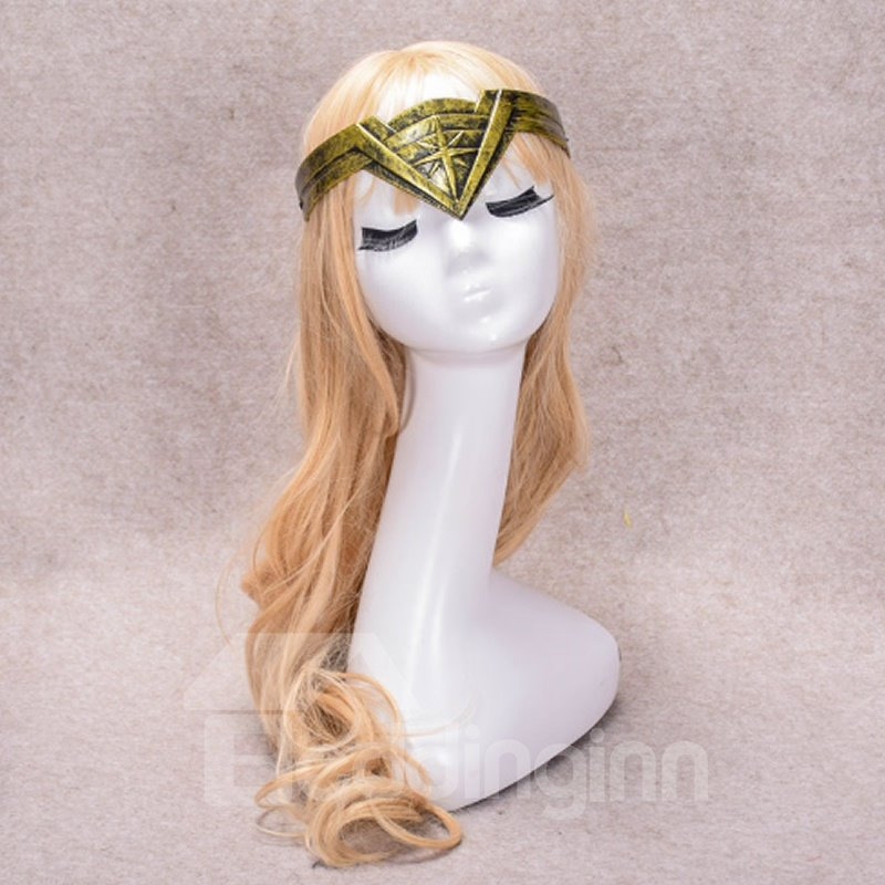 Halloween Costume Wonder Women Cosplay Head Cover