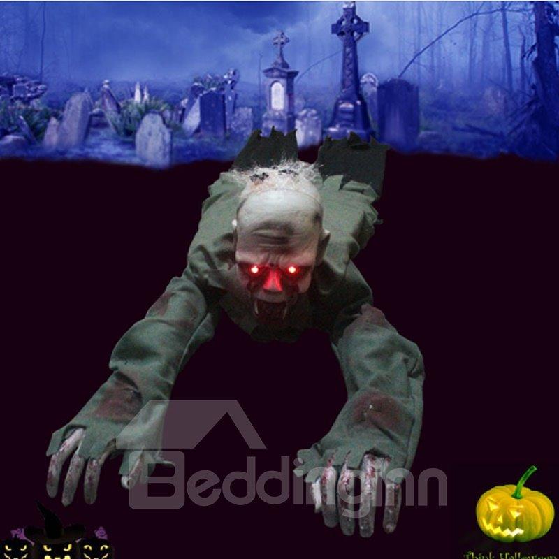 Halloween KTV Decorative Horror Electric Climbing Ghosts