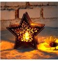 Modern and Creative Wonderful Star Home Decoration Durable Candle Holder