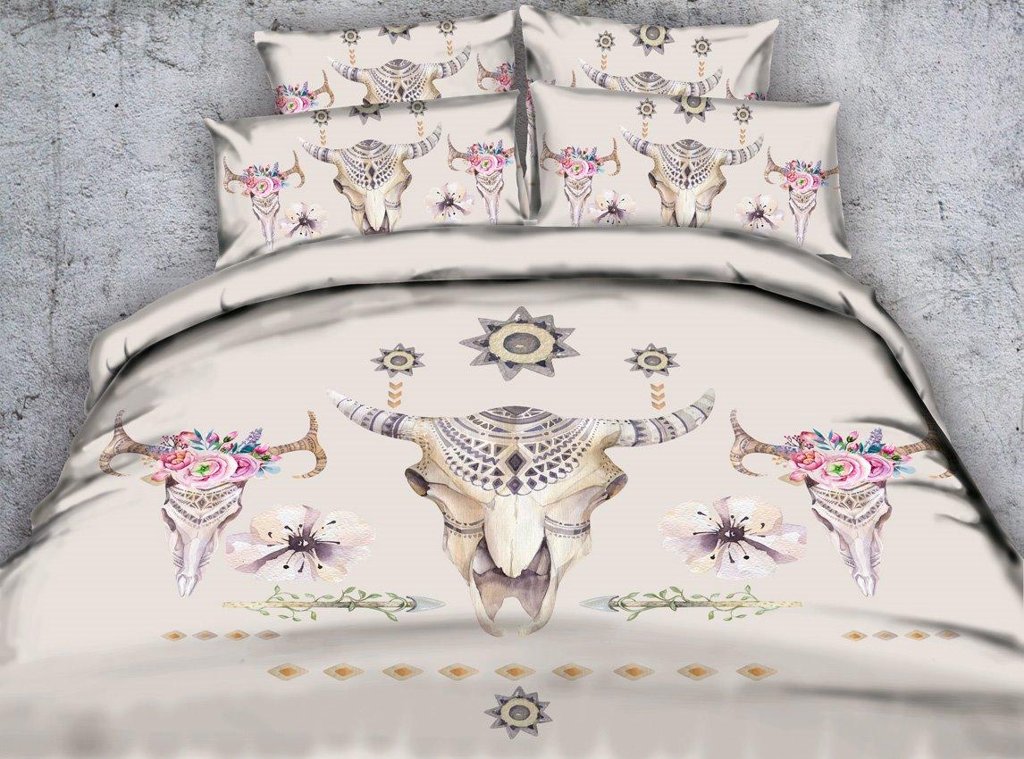Skull Bedding Set Canada Bedding Design Ideas