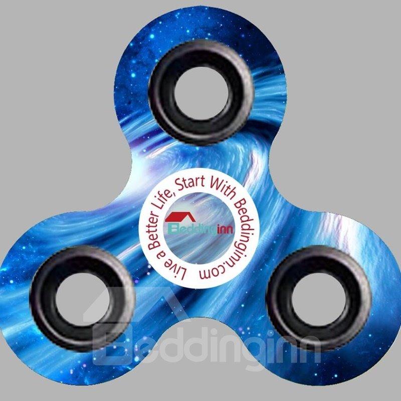 Beddinginn Time Killer Anxiety Relief Toys Tri Fidget Spinners