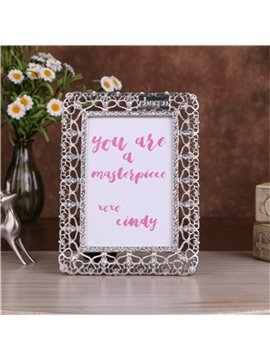 Creative and Modern Hollowed-out Design Home Decoration Photo Frame