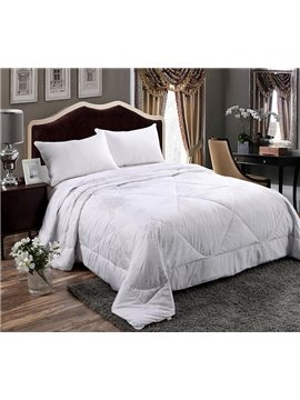 Onlwe 3D Santa Claus and Christmas Ornaments Printed 5-Piece Comforter Sets