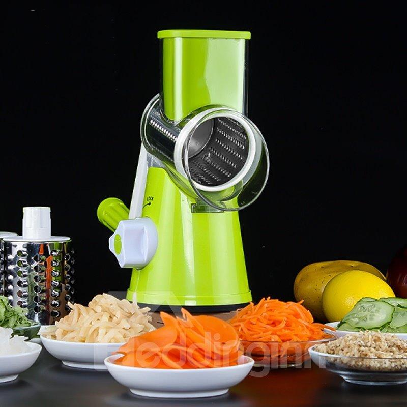 Vegetable Fruit Mandoline Chopper Efficient and Fast Cutter