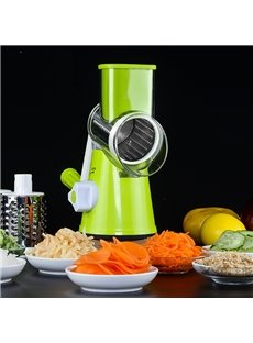 Vegetable Fruit Mandoline Chopper Efficient and Fast Cutter