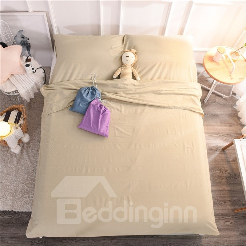 Lightweight and Soft Cotton Portable Travel Hotel or Camping Sleeping Sack/Sheets
