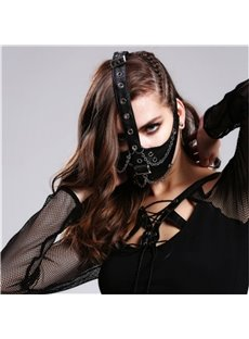Personality Punk Fashion Male Cool Running Sport Cycling Mask