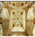 Church PVC Waterproof Sturdy Eco-friendly Self-Adhesive 3D Ceiling Murals