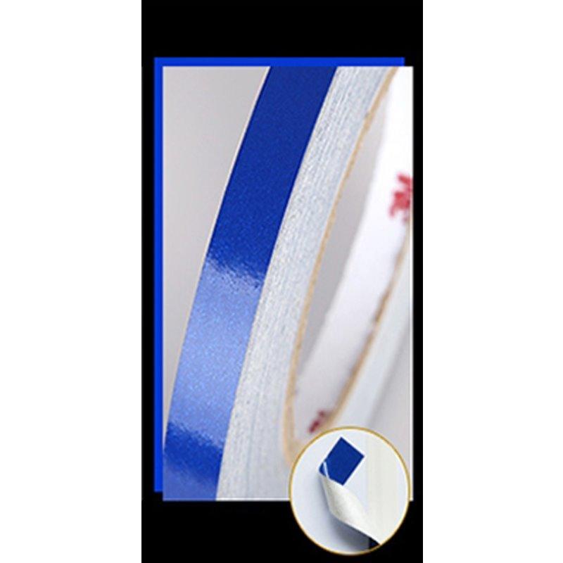 Design By Yourself Eye-catching Blue Waterproof Luminous Car Sticker