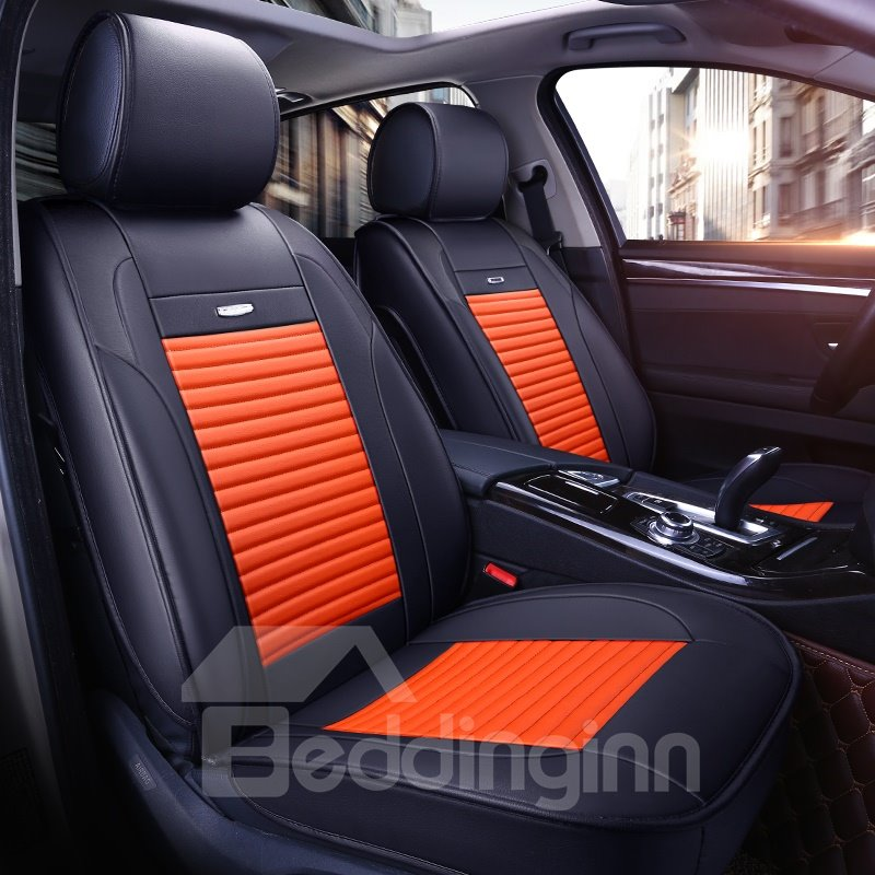 Classic Best Selling Leather Universal Car Seat Covers Pic