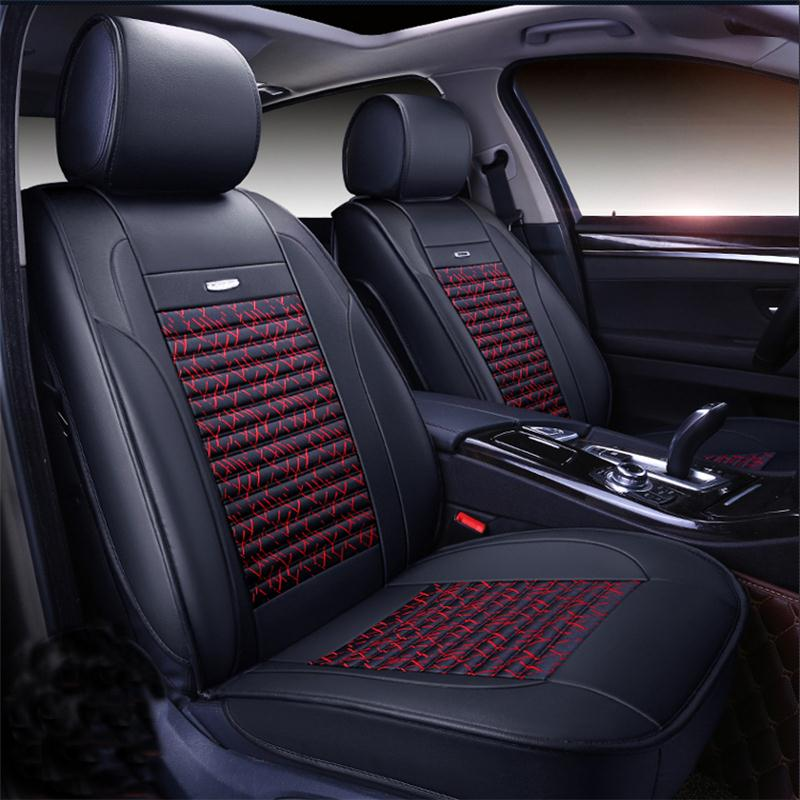Cost-efficient Classic Pattern Waved Universal Car Seat Covers