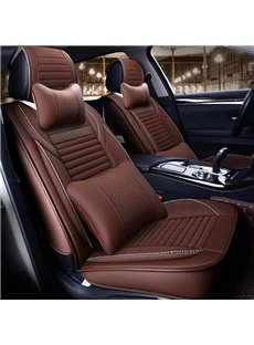 Classic Business Style 3D Tailoring Durable Universal Car Seat Covers