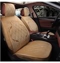 DelicateColors Luxuriant in Design Suede Material Universal Car Seat Covers