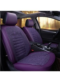Durable Elegant Shape Modern Design Polyester Fibre Material Universal Car Seat Cover