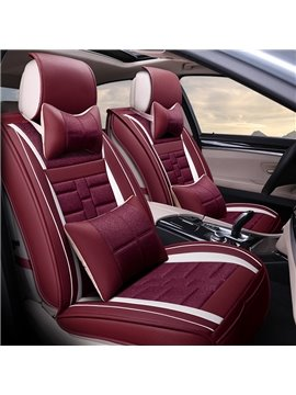 Aesthetic Elegant Shape Attractive Appearance Universal Car Seat Cover