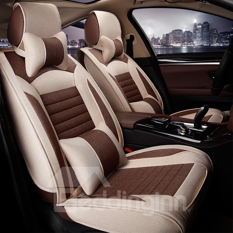 Fresh Color Simple And Classic Design Universal Car Seat Cover
