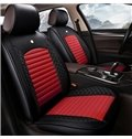 3D Clipping Classic Business Style Universal Leather Car Seat Cover