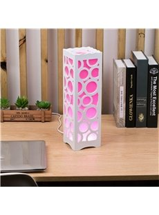 Concise and Romantic Creative European Style USB Night Lamp