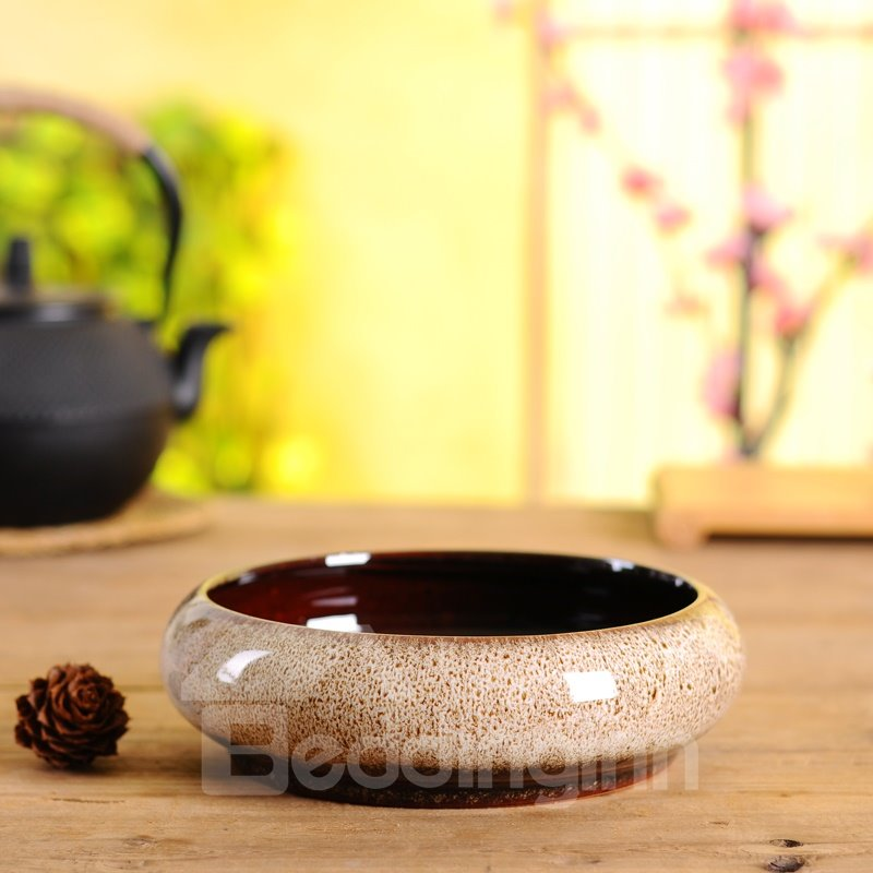 Creative and Modern Five Color Lovely Ceramics Hydroponics Flower and Succulent Pots