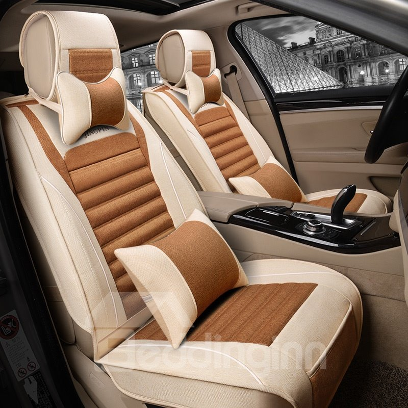 Seat Covers Soft Material Great Inclusion Property Universal Car Seat Cover