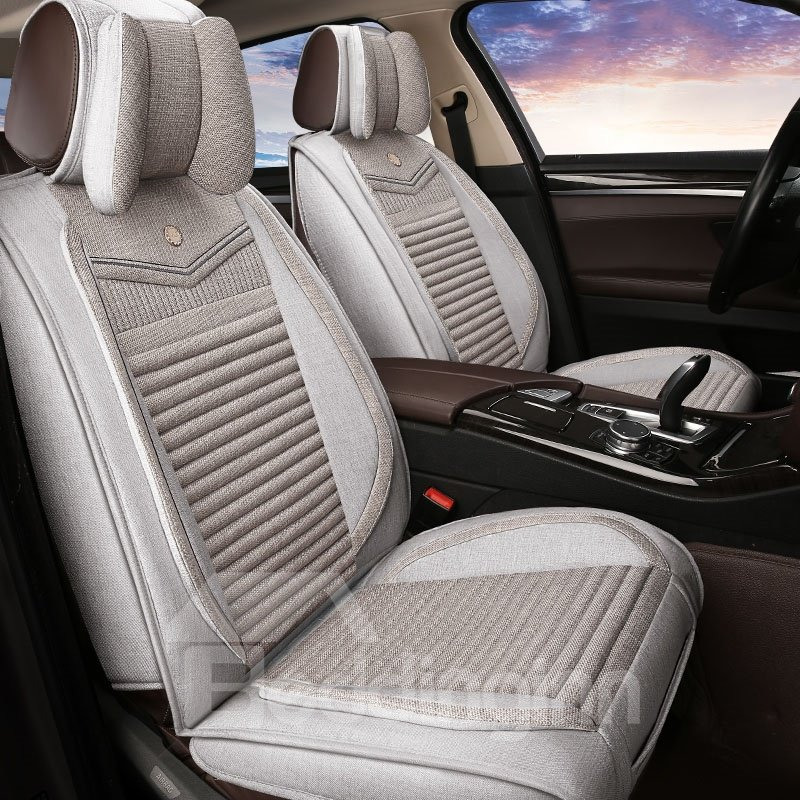 Dependable Unusual Integrated Head Rest Universal Car Seat Cover