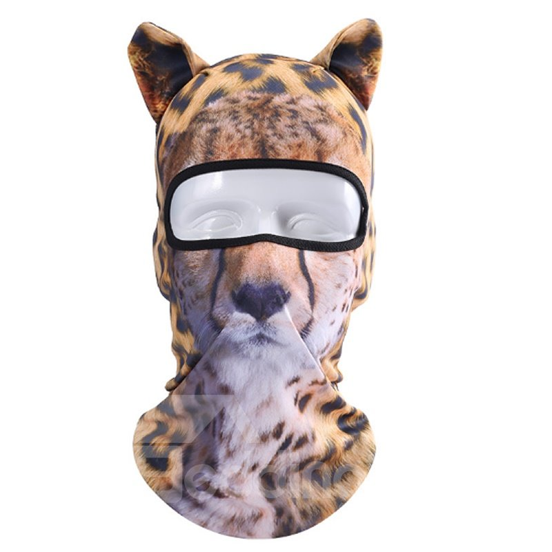 Animal Balaclava with Ear Outdoor Sports Motorcycle Cycling Face Mask