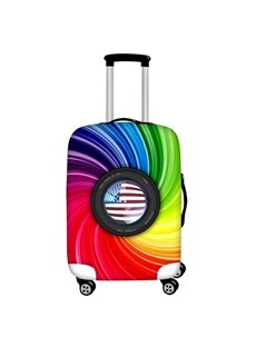 Colorful Camera Waterproof Suitcase Protector for 19 20 21