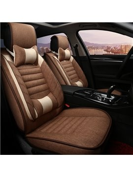 Cost-efficient Soft Material Great Breathability Universal Car Seat Cover