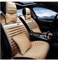 Luxe Edition Pure Bright Color Favorable For Civic Accord Etc Universal Car Seat Cover