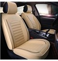 Classic Durable Wrinkle-free Comfortable Leather Universal Car Seat Covers