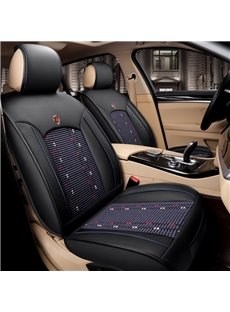 Delicate Knit Wear-resisting Showy Universal Car Seat Covers