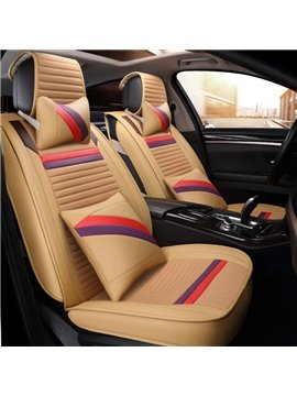 Luxury Exquisite Exceptional Stylish Wear-resisting Universal Car Seat Covers