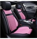 Shrink-proof Wrinkle-free Soft Leather Universal Car Seat Covers