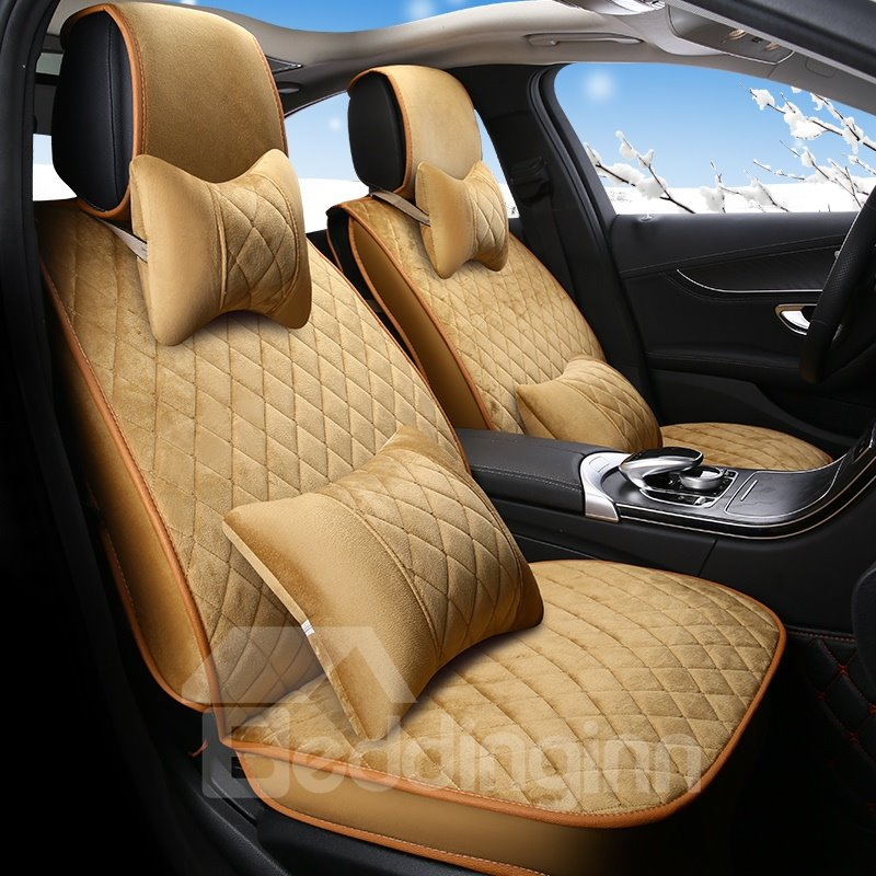 Color Colors Conventional Universal Car Seat Covers Pic