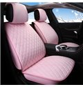 Pure Color Delicate Colors Conventional Universal Car Seat Covers