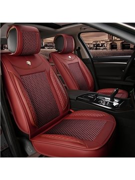 3D Design With Waist Protection Distinctive Universal Car Seat Covers