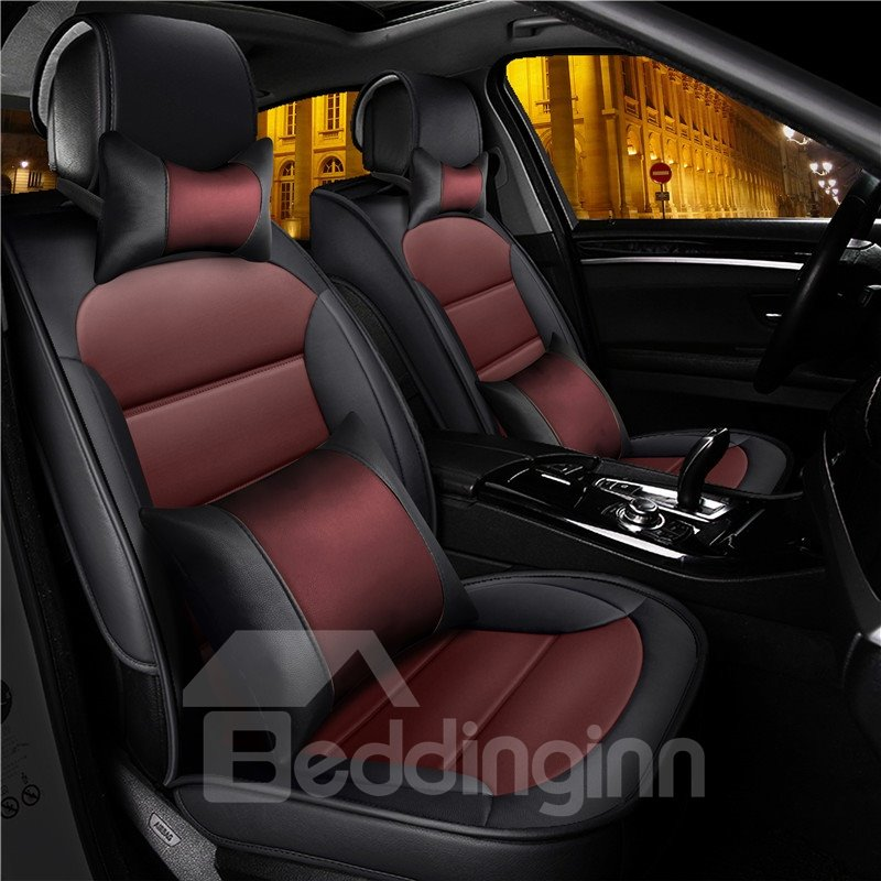 Superior Shrink-proof User-friendly Distinctive Universal Car Seat Covers